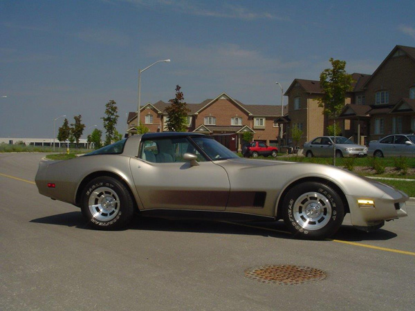 Picture of JOE'S 1980 Corvette